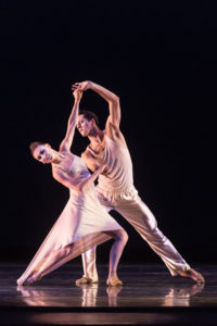 Tiler Peck & Robbie Fairchild