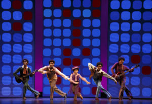 """Motown The Musical"" - Courtesy of Joan Marcus. Used by permission."