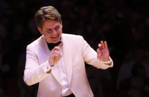 Keith Lockhart - Courtesy of Winslow Townson. Used by permission.