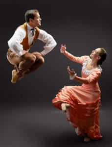 Appalachian Spring Dance