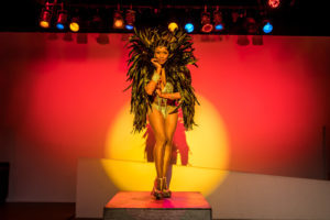 Tymisha Harris as Josephine Baker