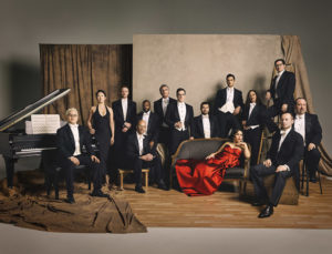 Pink Martini group